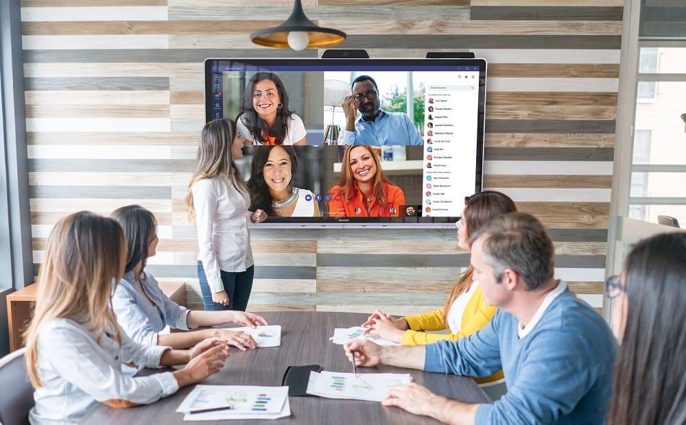 Webinar Recording: Sharp's Windows collaboration Display